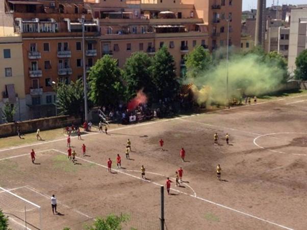 Campo a 11 Benedetto XV - San Lorenzo