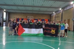Basket Beats Borders: anche l'Atletico in campo per supportare il basket palestinese