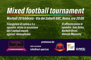 Mixed Football Tournament