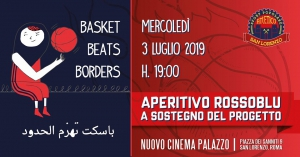 Clamoroso al Cinema - Aperitivo rossoblù per Basket beats borders