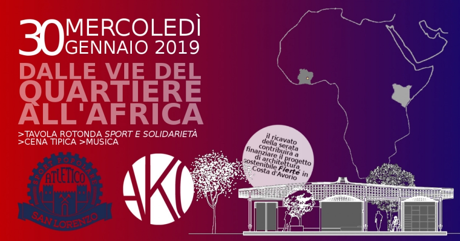 Clamoroso al Cinema - Dalle vie del Quartiere all'Africa