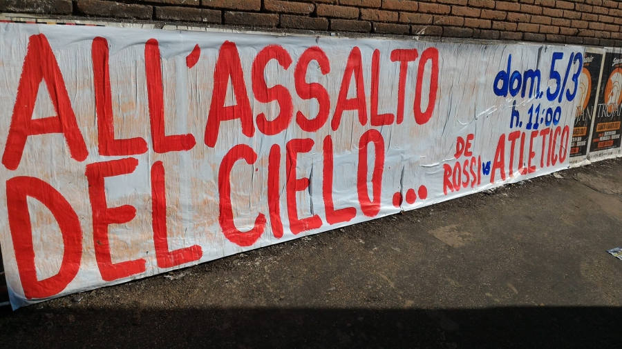 All'assalto del cielo