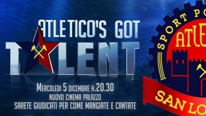 Clamoroso al Cinema - Atletico's got Talent